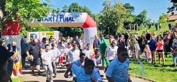 Детски спортен фестивал огласи кв. Орландовци (СНИМКИ)