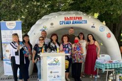 """Район """"Надежда"""" вече е партньор на проекта """"България срещу диабета"""""""