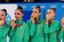 България ликува: Златните ни момичета са на върха в Токио