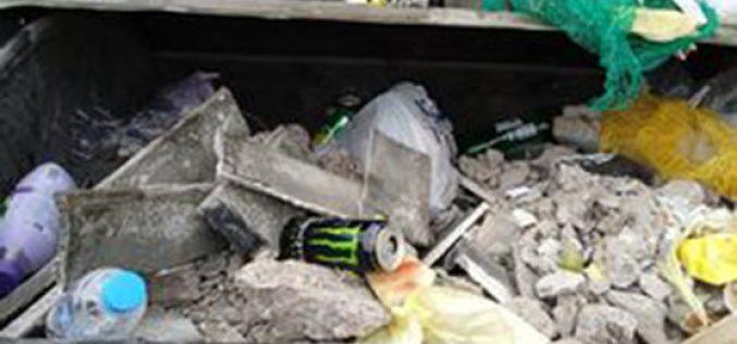 Пак сигнал за нерегламентирано изхвърляне на отпадъци