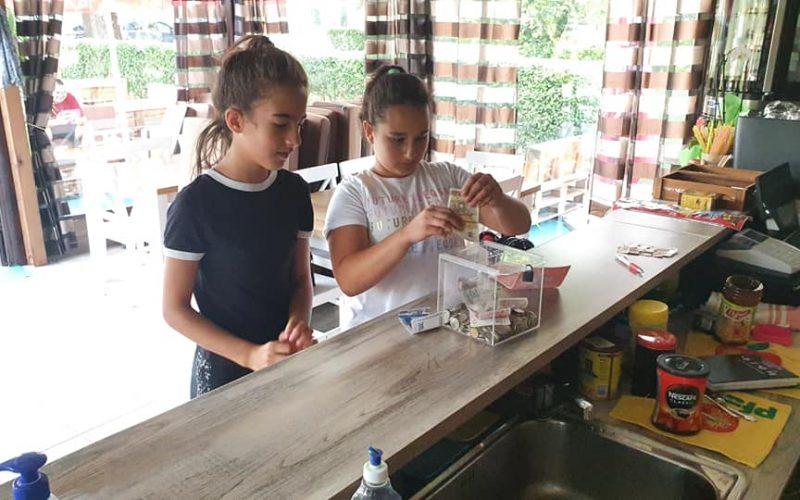 """Благородна постъпка на деца от """"Орландовци"""""""