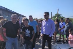 Кметът на Елин Пелин се срещна с жители на ромския квартал