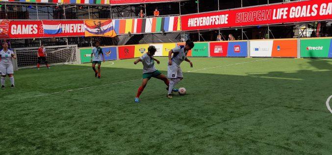 """Женският """"Отбор на надеждата"""" ще играе полуфинал на европейското в Нидерландия"""