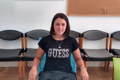 Младата надежда на българското джудо Снежана Граматикова: Целя се в медал от Олимпиадата