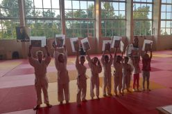 Дни на отворените тренировки по джудо в залата на Локомотив (СНИМКИ и ВИДЕО)