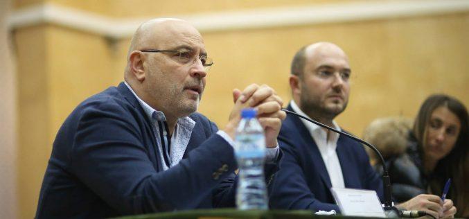 """Новият председател на СОС се срещна с граждани на """"Надежда"""" (СНИМКИ)"""