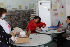 """1245 уязвими жители на район """"Надежда"""" ще получат пакети с 15 хранителни продукти от първа необходимост"""
